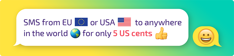 Test from Europe or America to anywhere in the world for only 5 cents!